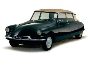 Citroen DS, 1955
