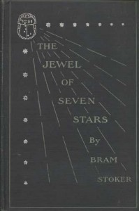 Jewel of seven stars cover