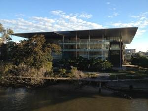 Gallery of Modern Art, Brisbane. Photo: Kgbo/Wiki Commons