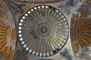 Hagia Sophia main dome