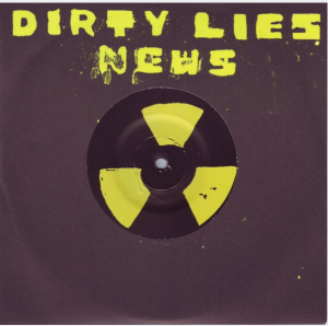 News dirty lies sleeve 1978