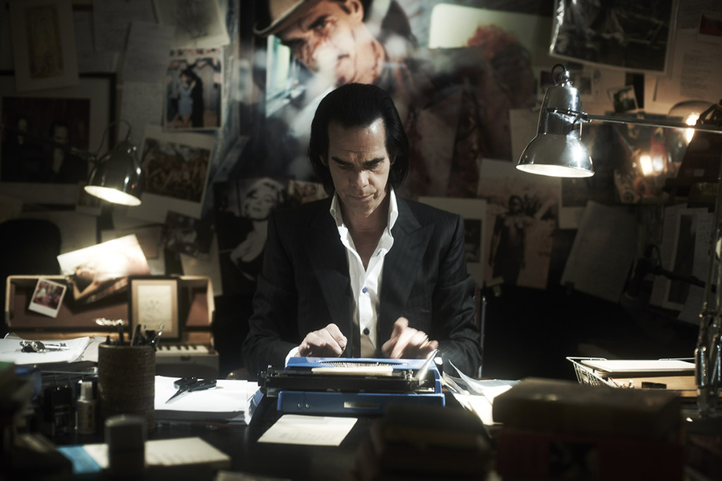 Portrait of the artist as a working stiff: Nick Cave in Iain Forsyth and Jane Pollard, '20,000 days on earth' 2014