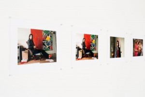 Installation view, 'Robert Rooney: portrait photographs', Tolarno Galleries, 2014. Courtesy Tolarno Galleries